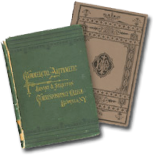 Early Bryant & Stratton College textbooks (1891 & 1878)